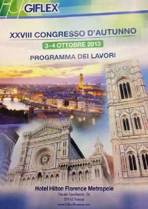 GIFLEX: XXVIII CONGRESSO D'AUTUNNO
