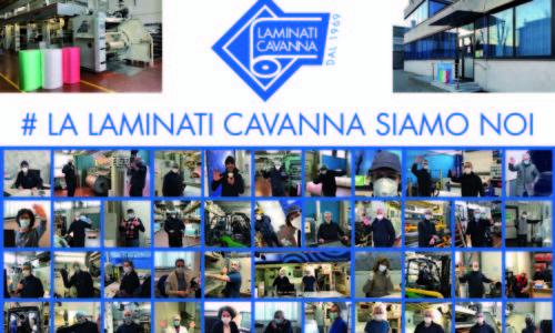 # La Laminati Cavanna siamo noi